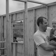 1st Birthday House Build 9