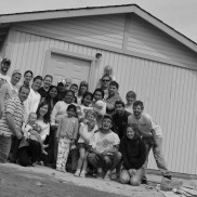 1st Birthday House Build 54