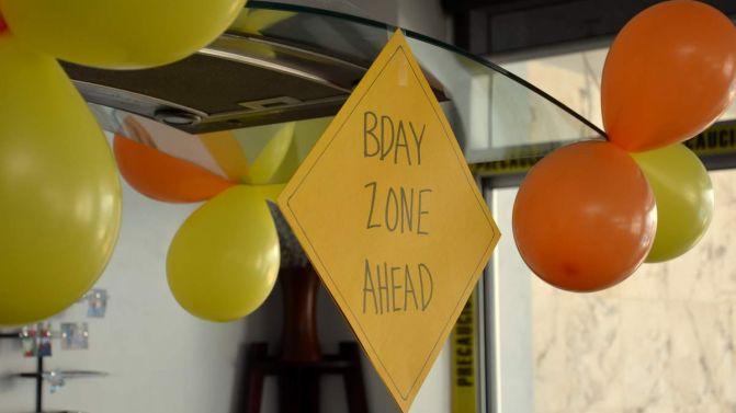 Alert! Party Zone!