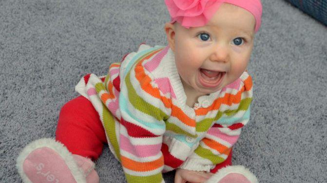 Selah B, 6 months