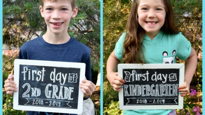 2018 First Days of School