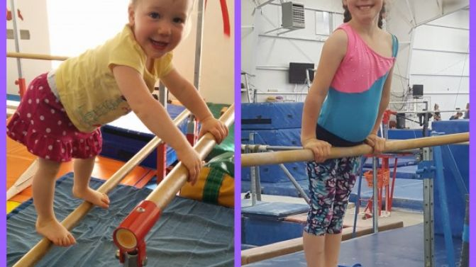 Selah's Last Day of Gymnastics…For Now