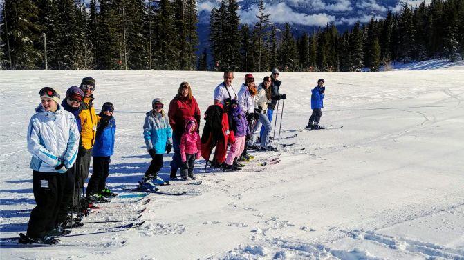 Ski Vacation 101